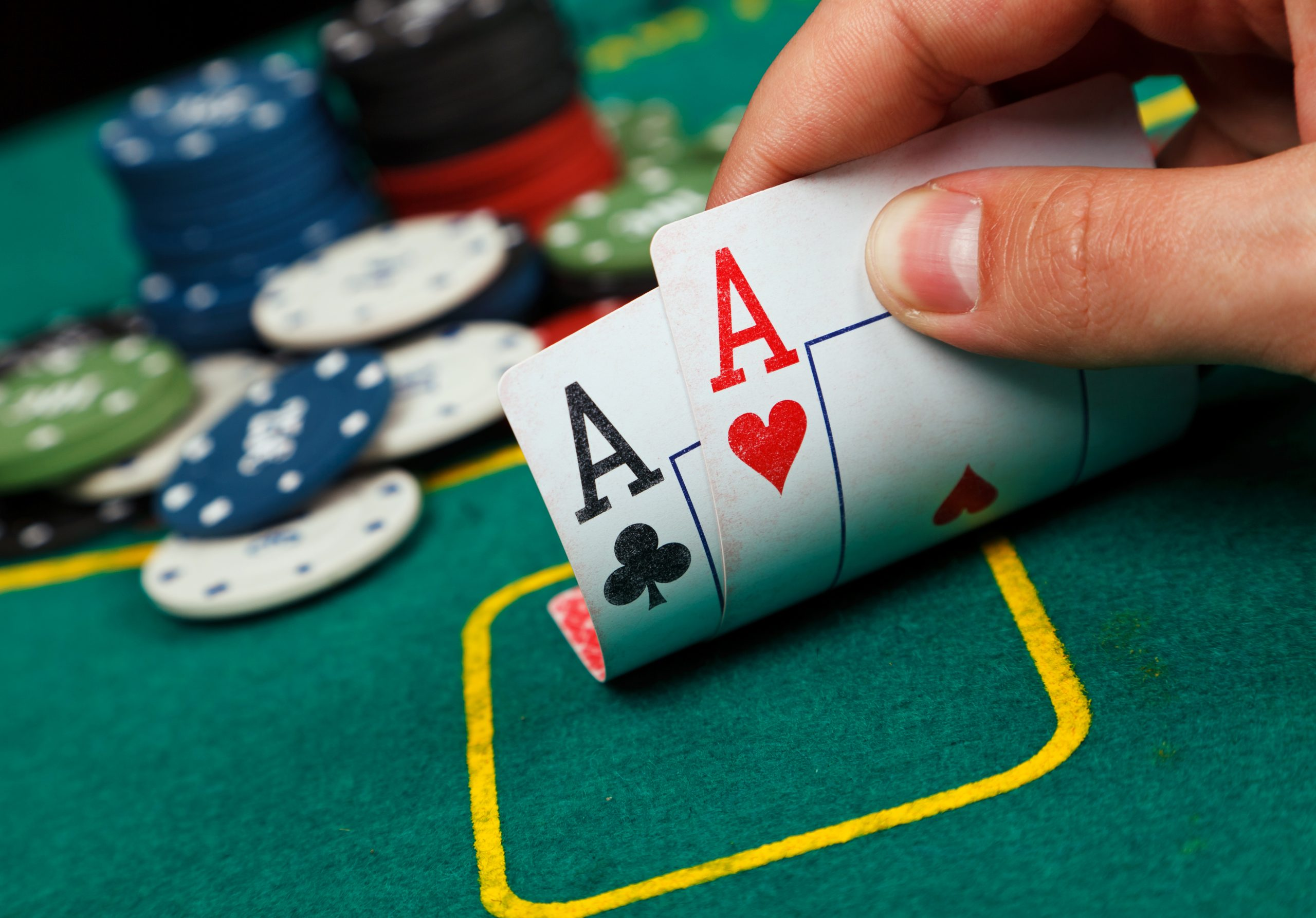 Overbetting in Poker