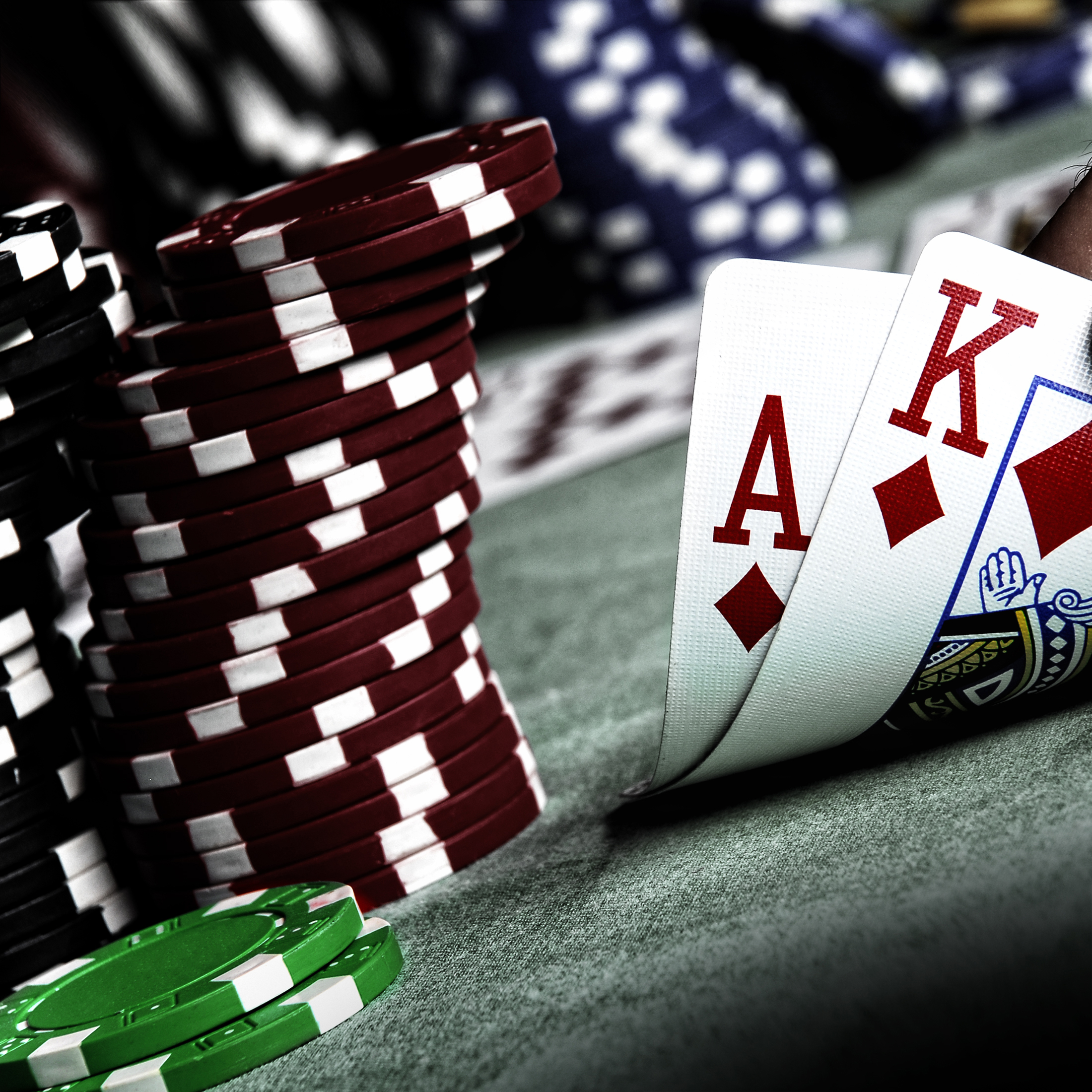 Poker Bet Sizing in Cash Games