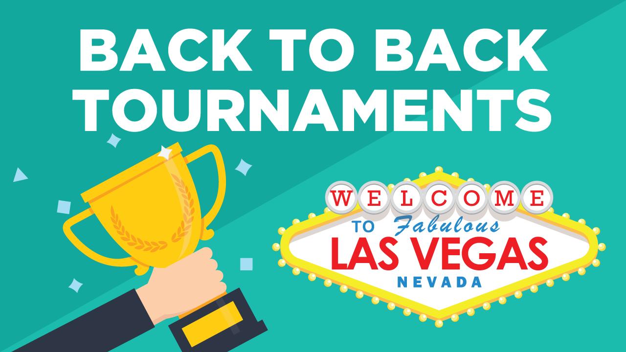 Winning Back-to-Back World Poker Tour Events