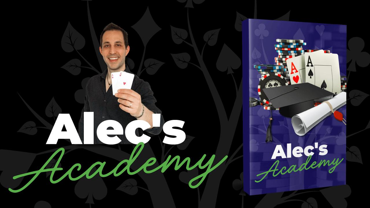 Alec's Academy Banner 3